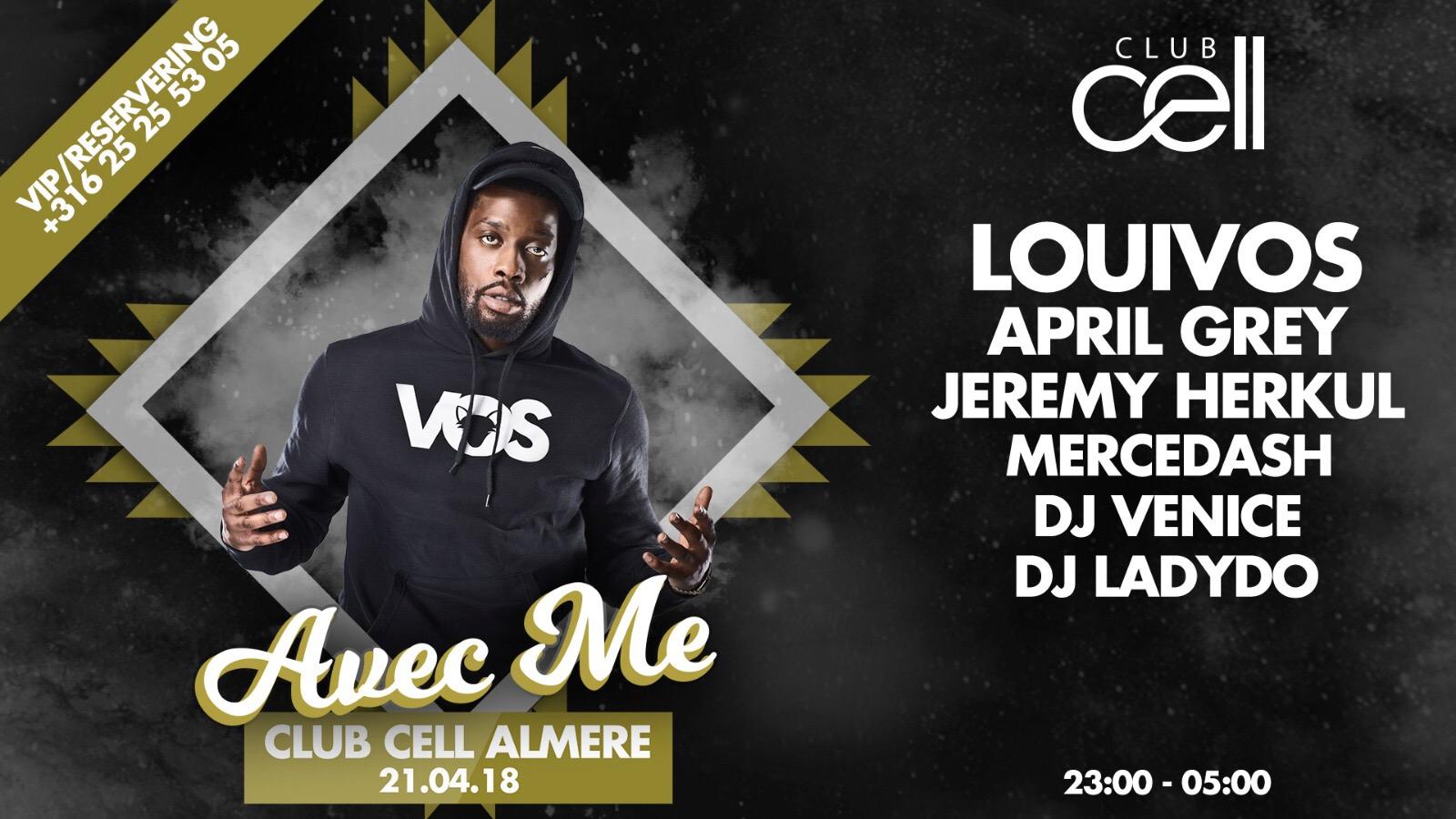 Avec Me - Club Cell 21 April