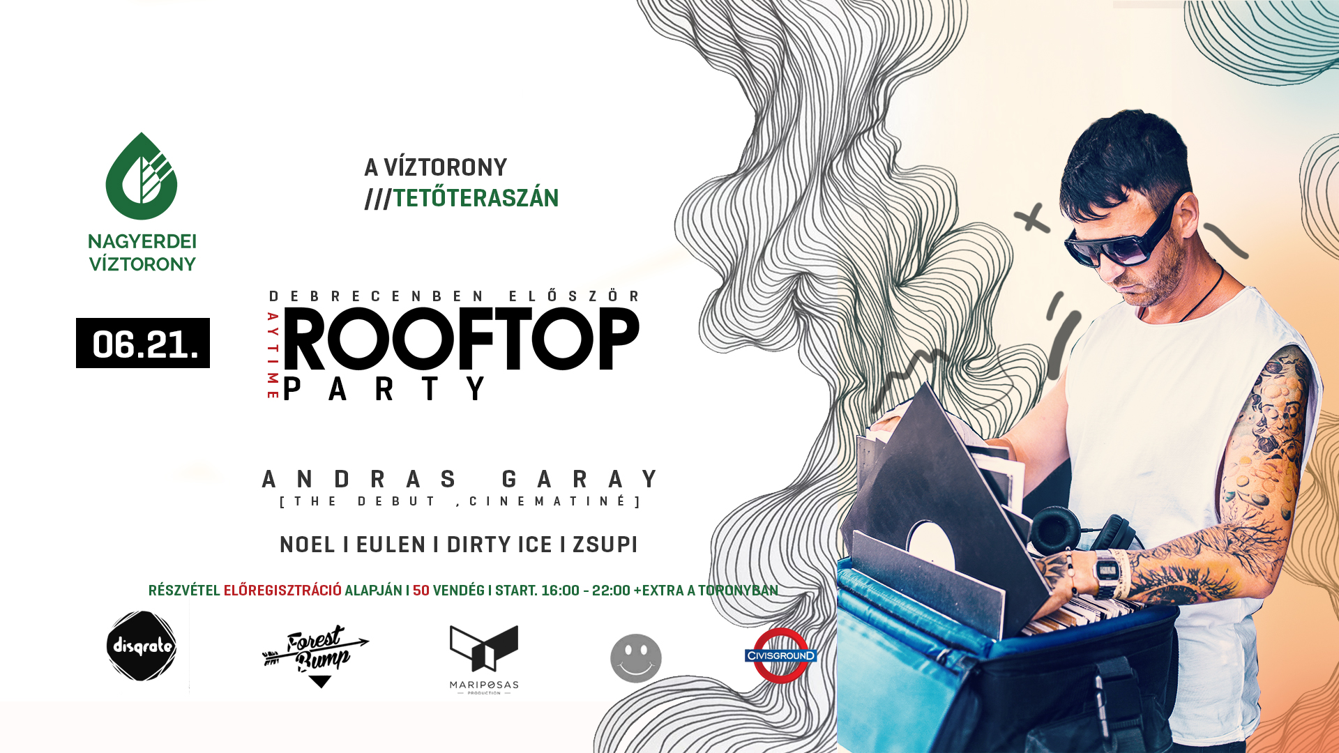 06/21 Rooftop party w Andras Garay