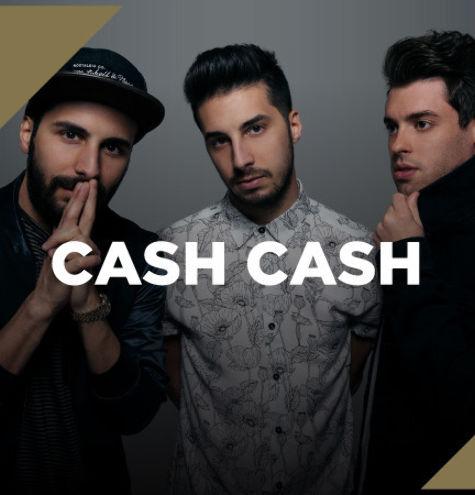 Cash Cash at Lex Nightclub