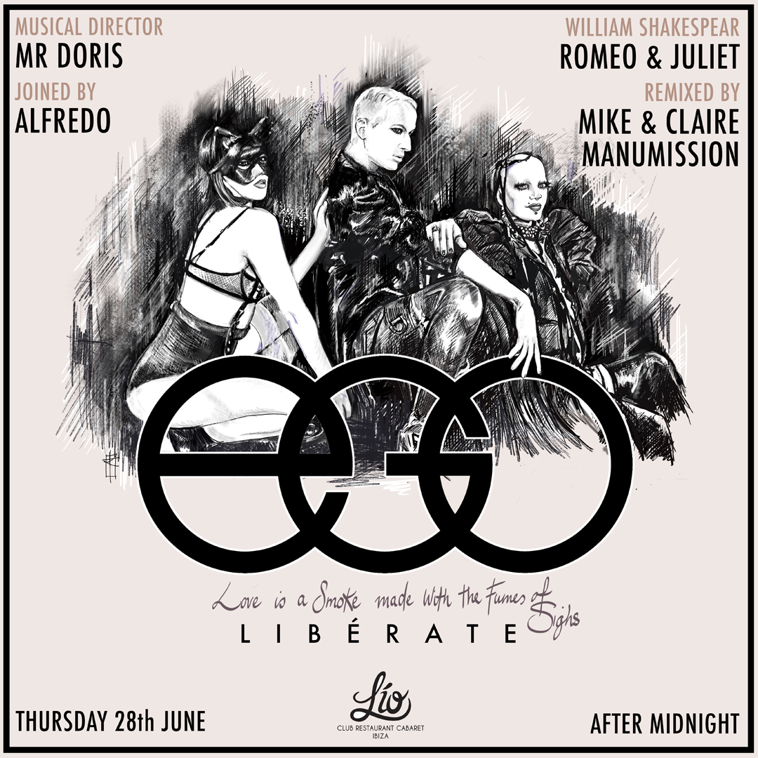 Ego @ Lío - Thursday June 28 - Lorcan's List
