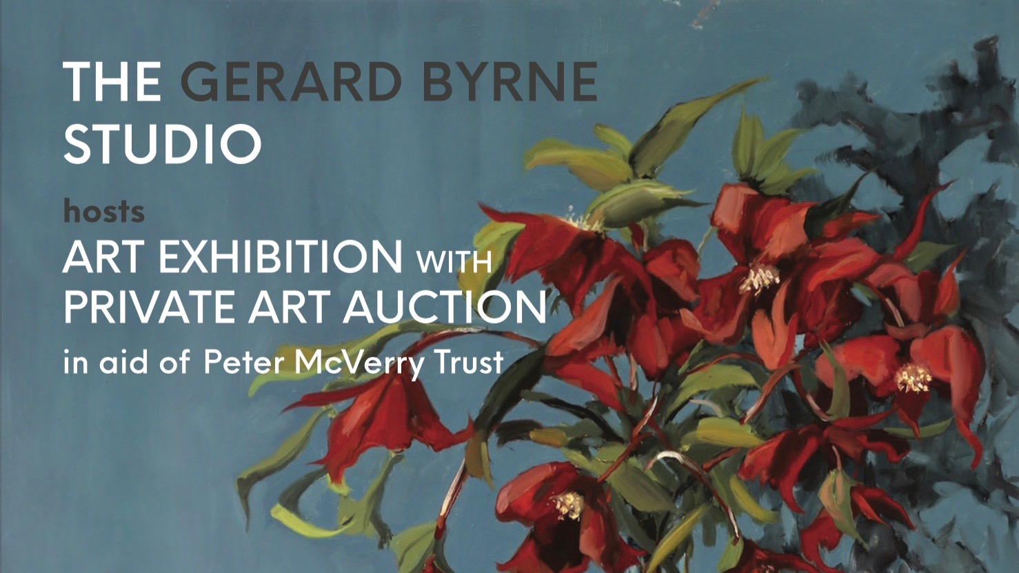 ART AUCTION in aid of Peter McVerry Trust