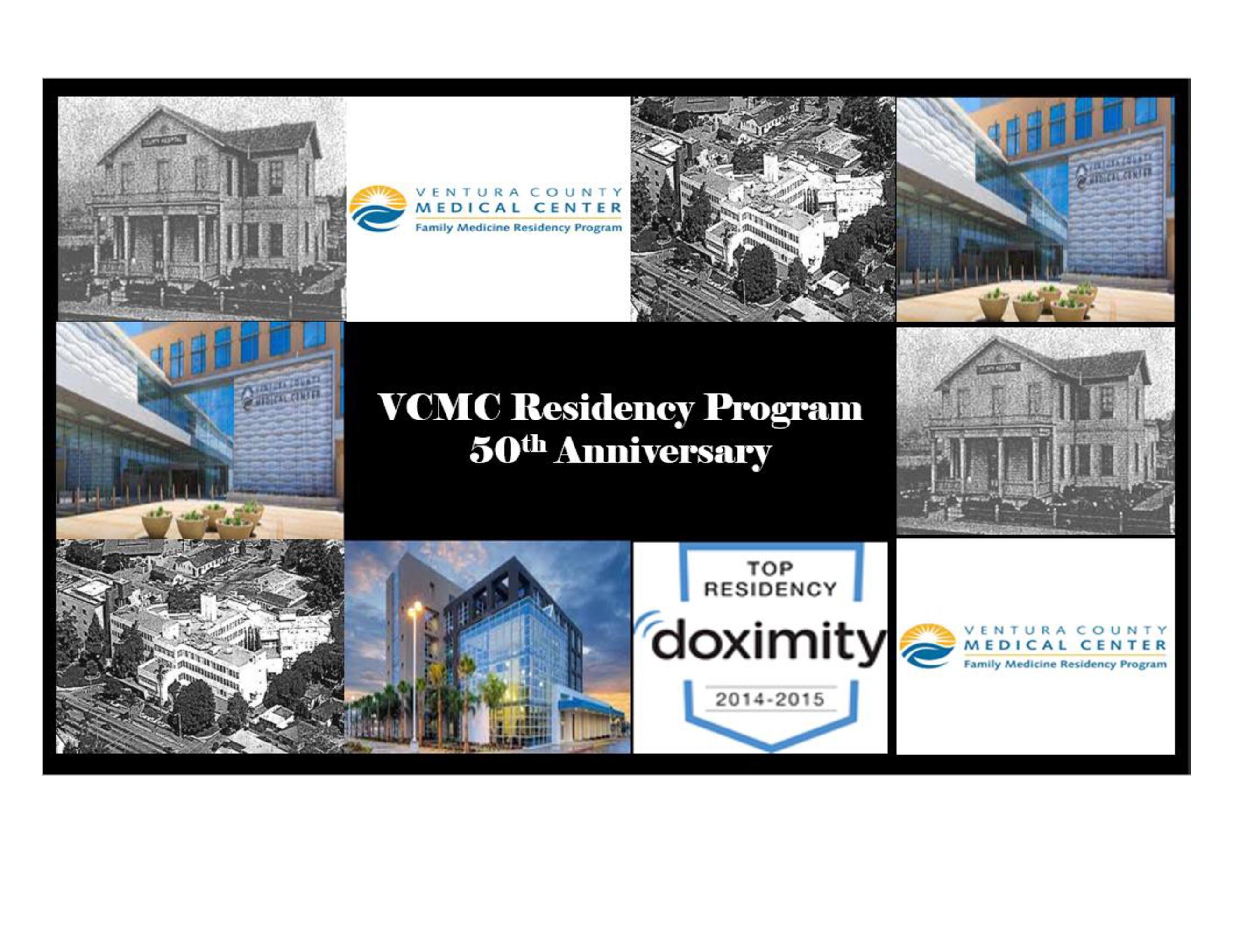 VCMC 50th Residency Reunion