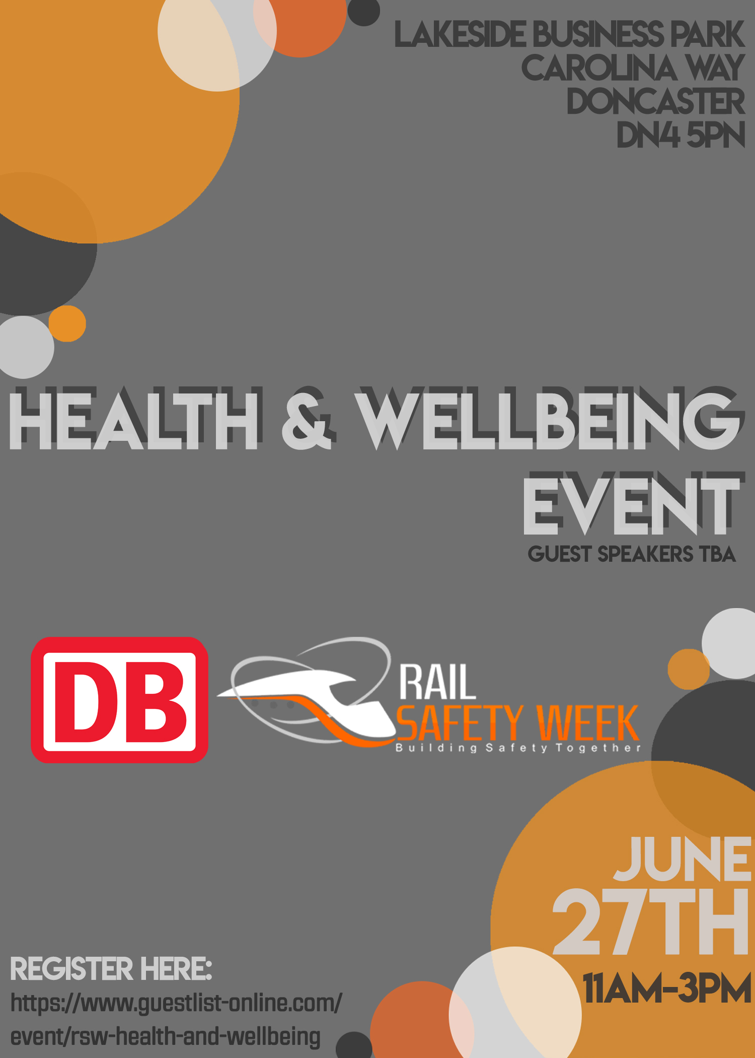 RSW Health and Wellbeing