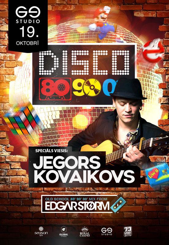 19.10 DISCO809000, EGOR KOVAIKOV, Edgar Storm