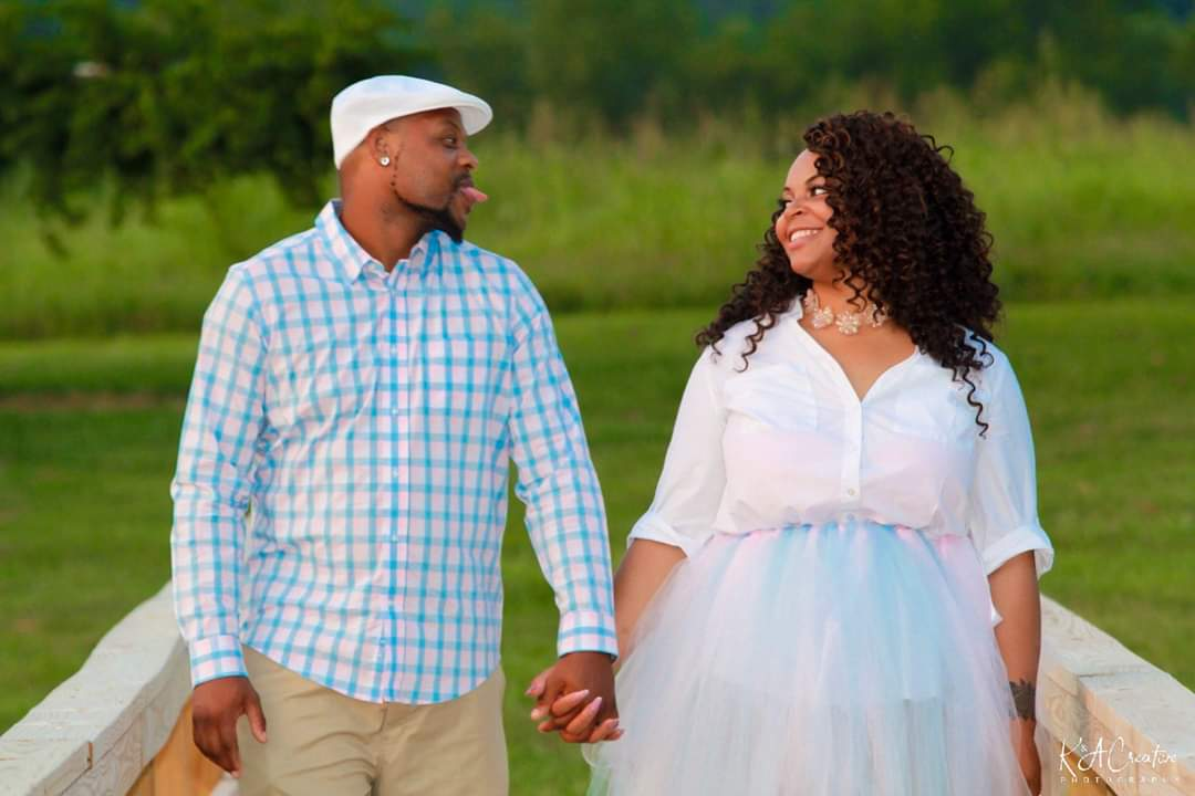 Laveisha and Demetrius wedding 2019