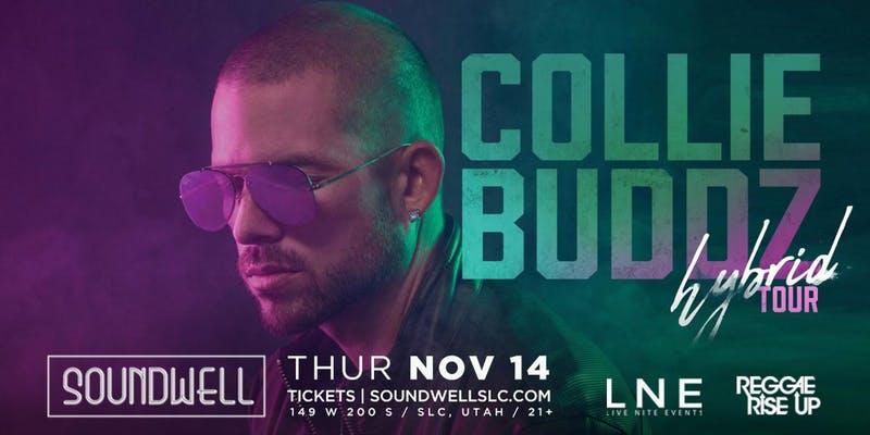 Collie Buddz @ Soundwell SLC