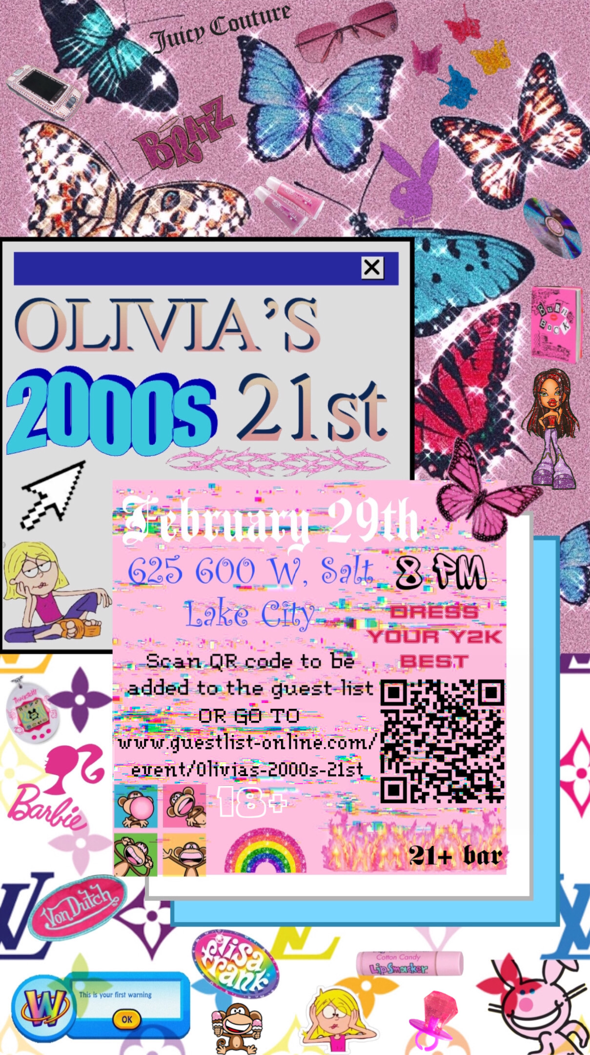 Olivia's 2000s 21st