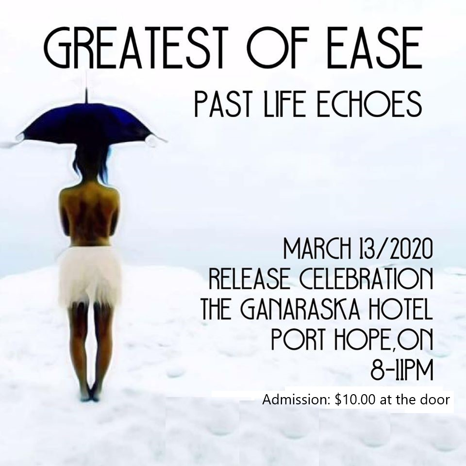 Past Life Echoes CD Release Celebration