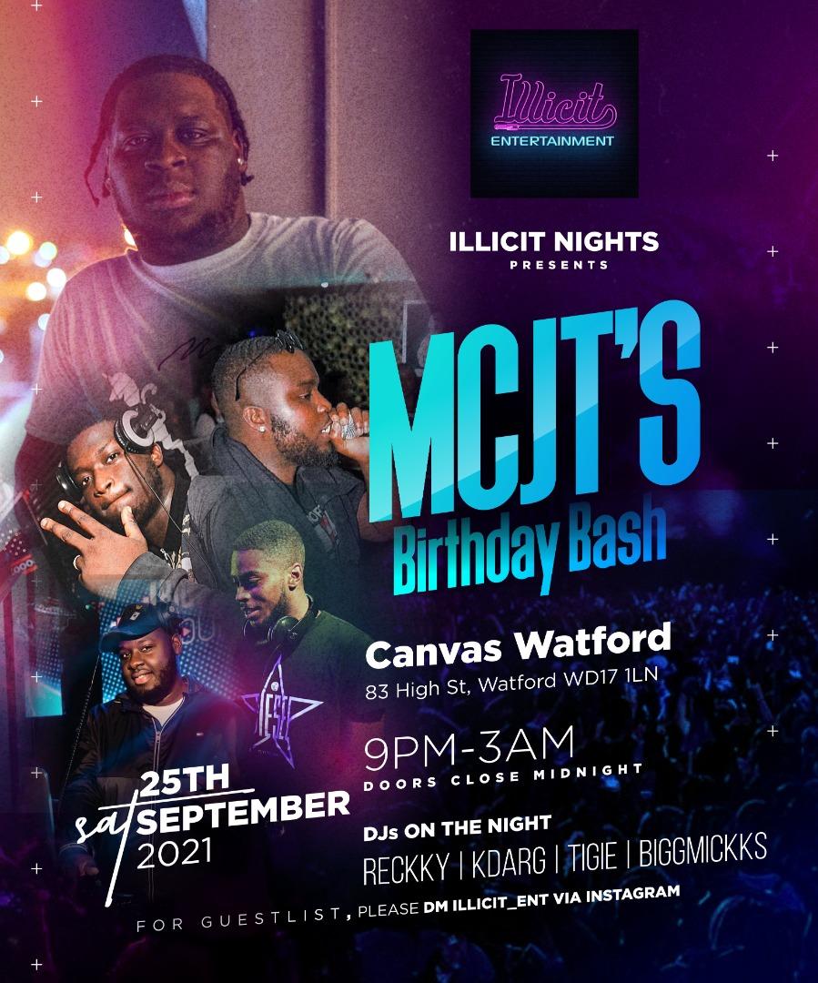 ILLICIT NIGHTS (MCJT'S BIRTHDAY BASH) GIRLS LIST