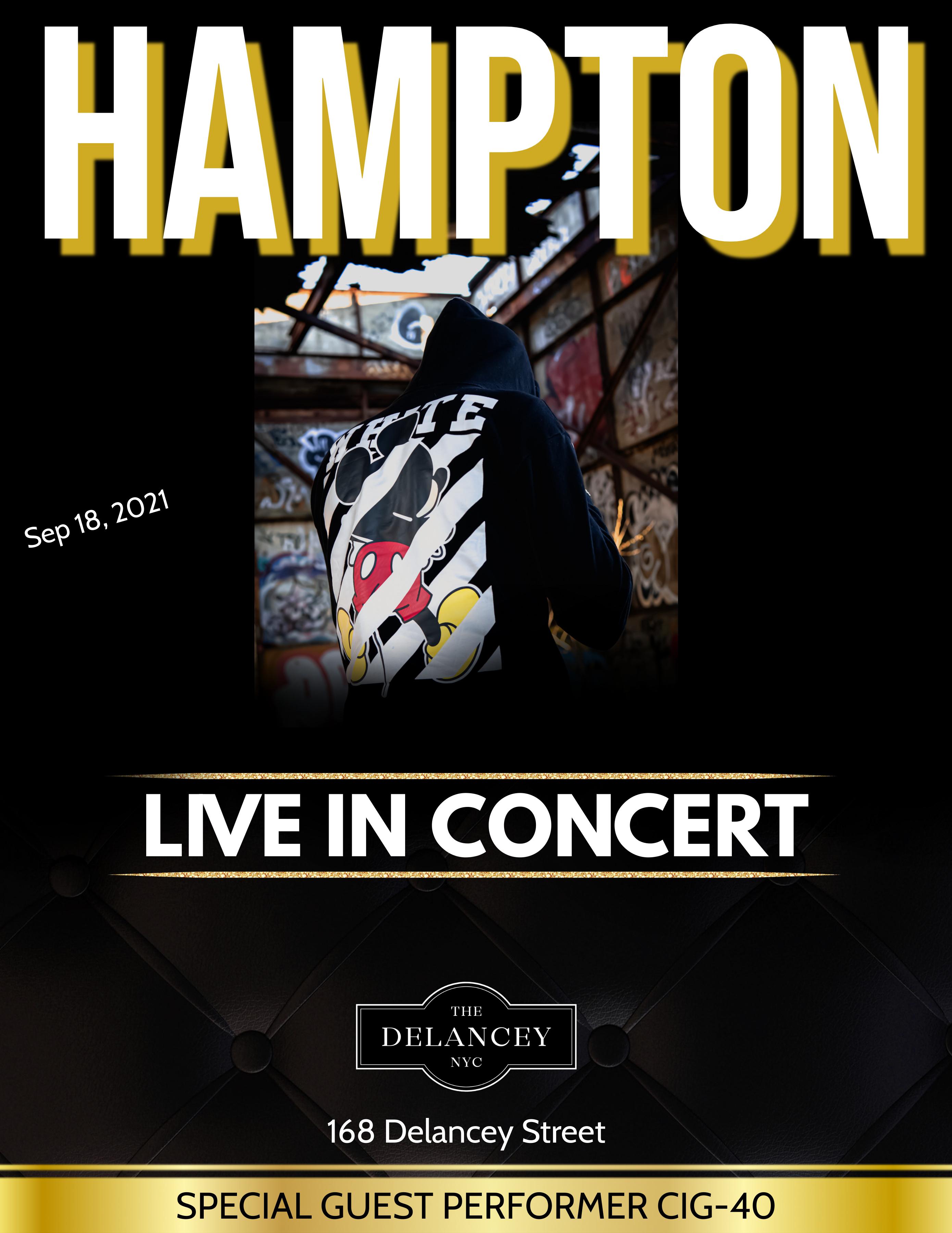Hampton on Delancey