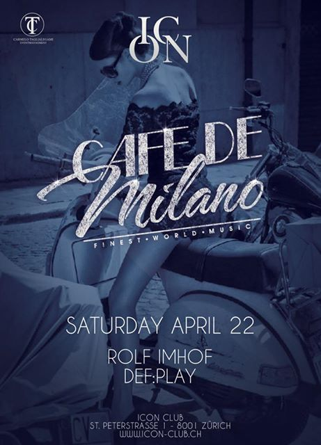 Café De Milano at Icon