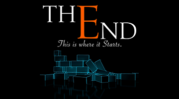 The End - This is where it Starts.